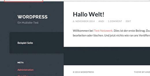 Neue Seite Wordpress-Upgrades Hosting, Vermeidung von GPL-Verletzungen