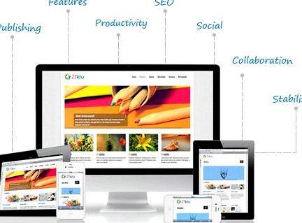 वेब Drupal होस्टिंग पर