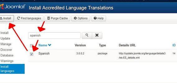 ngôn ngữ gói fr joomla lưu trữ