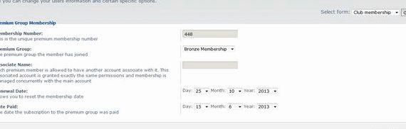 유료 회원 phpBB를 3 포럼 호스팅