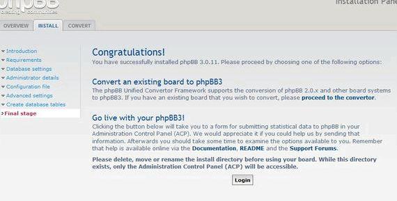 منتدى PHPBB3 استضافة النصي لحزب