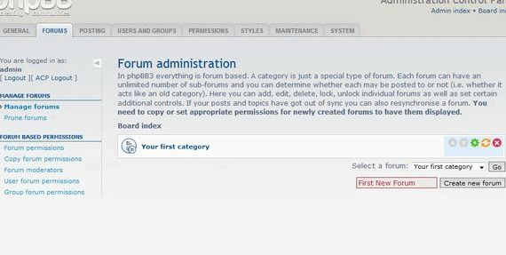 PhpBB3 Multi Service forum hosting