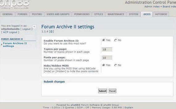 پورتال XL phpBB و انجمن 3 میزبانی
