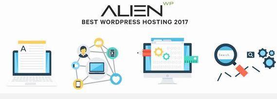 Neuregistrierten Aussehen Wordpress Hosting der Wurzel Name-Server