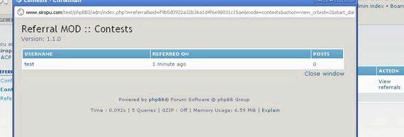 Skierowanie mod phpBB hosting