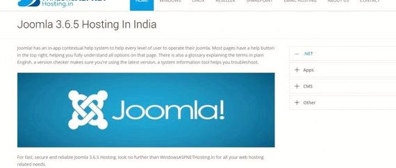 Related links joomla hosting