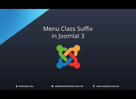 Splash pagine Hosting Joomla