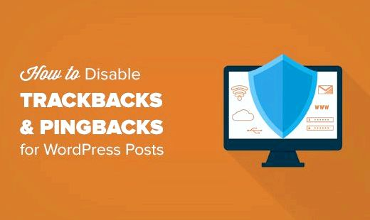 Stop trackbacks pingbacks wordpress hosting