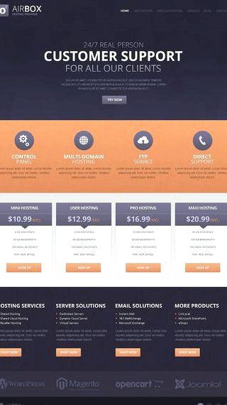 Szablon php w Drupal hosting