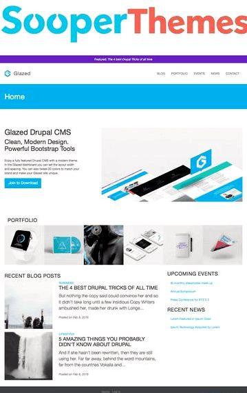 웹 경험 툴킷 드루팔 호스팅