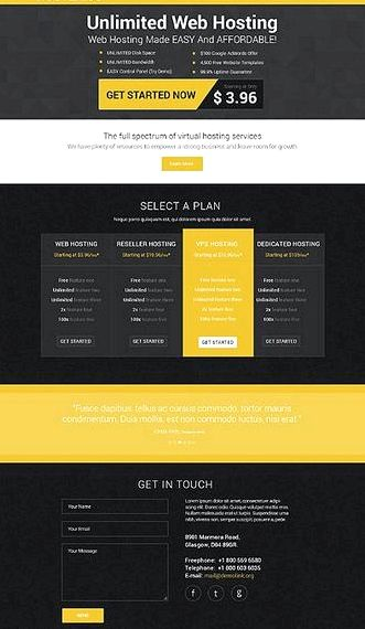 شرکت میزبانی وب قالب جوملا 3