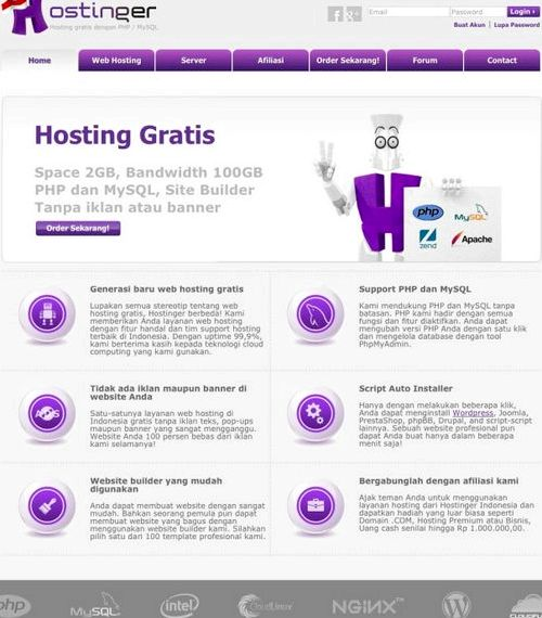 Web hosting kostenlos Phpbb
