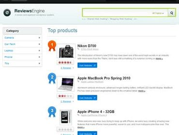 Web hosting revisão wordpress template