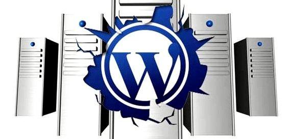 Siteniz başlarsa Web wordpress için sunucu gereksinimleri barındırma