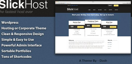 Web hosting teması wordpress indir mac
