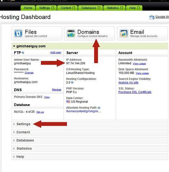 ウェブホスティングWordPressのマルチサイトのドメインマッピング