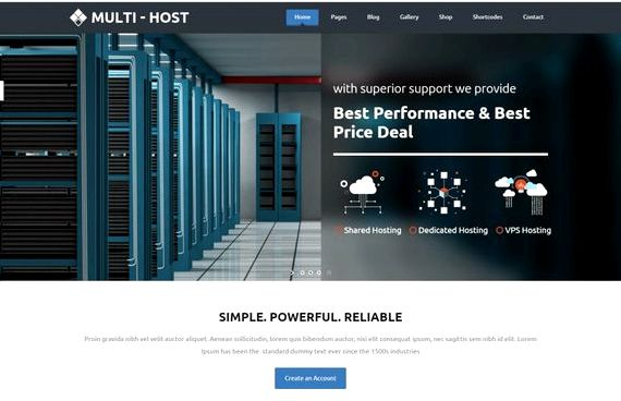 Whmcs wordpress multi site hosting