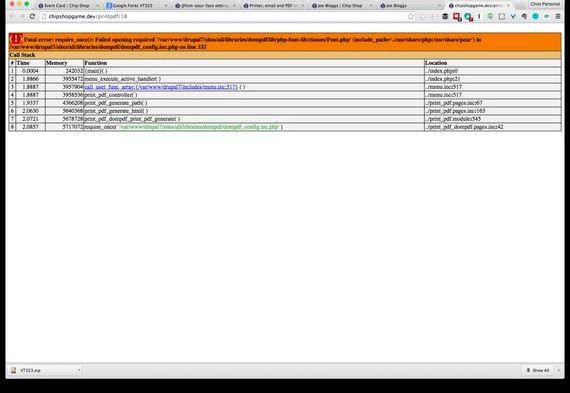 Wkhtmltopdf विकल्पों Drupal होस्टिंग