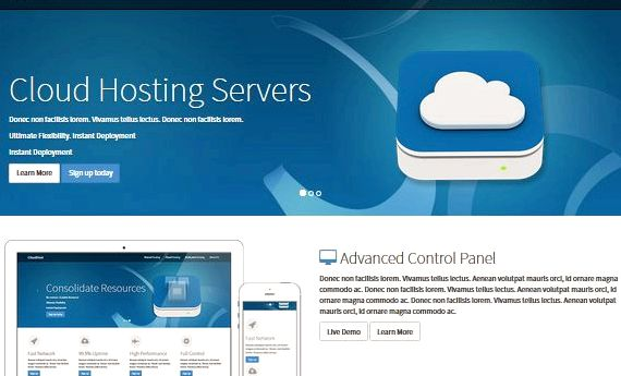 Wordpress e-commerce web hosting