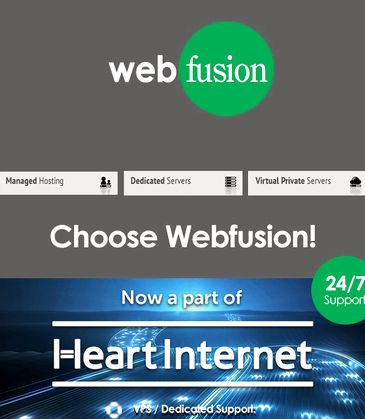 Wordpress Web-Hosting-Fusion uk