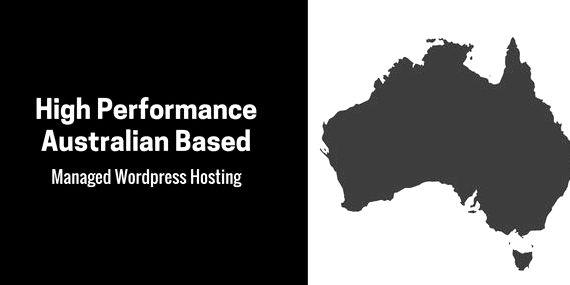 site Wordpress hébergement carte australie